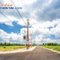 Megacity Kon Tum - Khu đô Thị đầu Tiên Duy Nhất Ngay Trung Tâm Giá Chỉ 430tr/nền 170m2