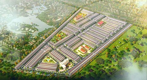 Khu dân cư Nam Long TAT