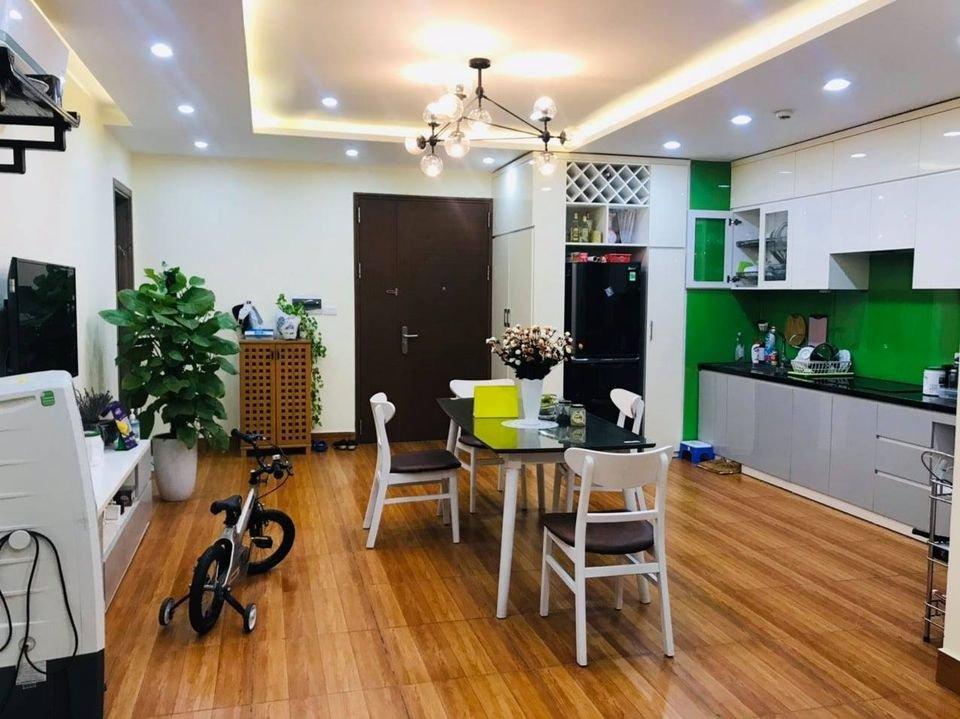 Bán căn góc 3PN chung cư 536A Minh Khai cạnh Times City view sông Hồng