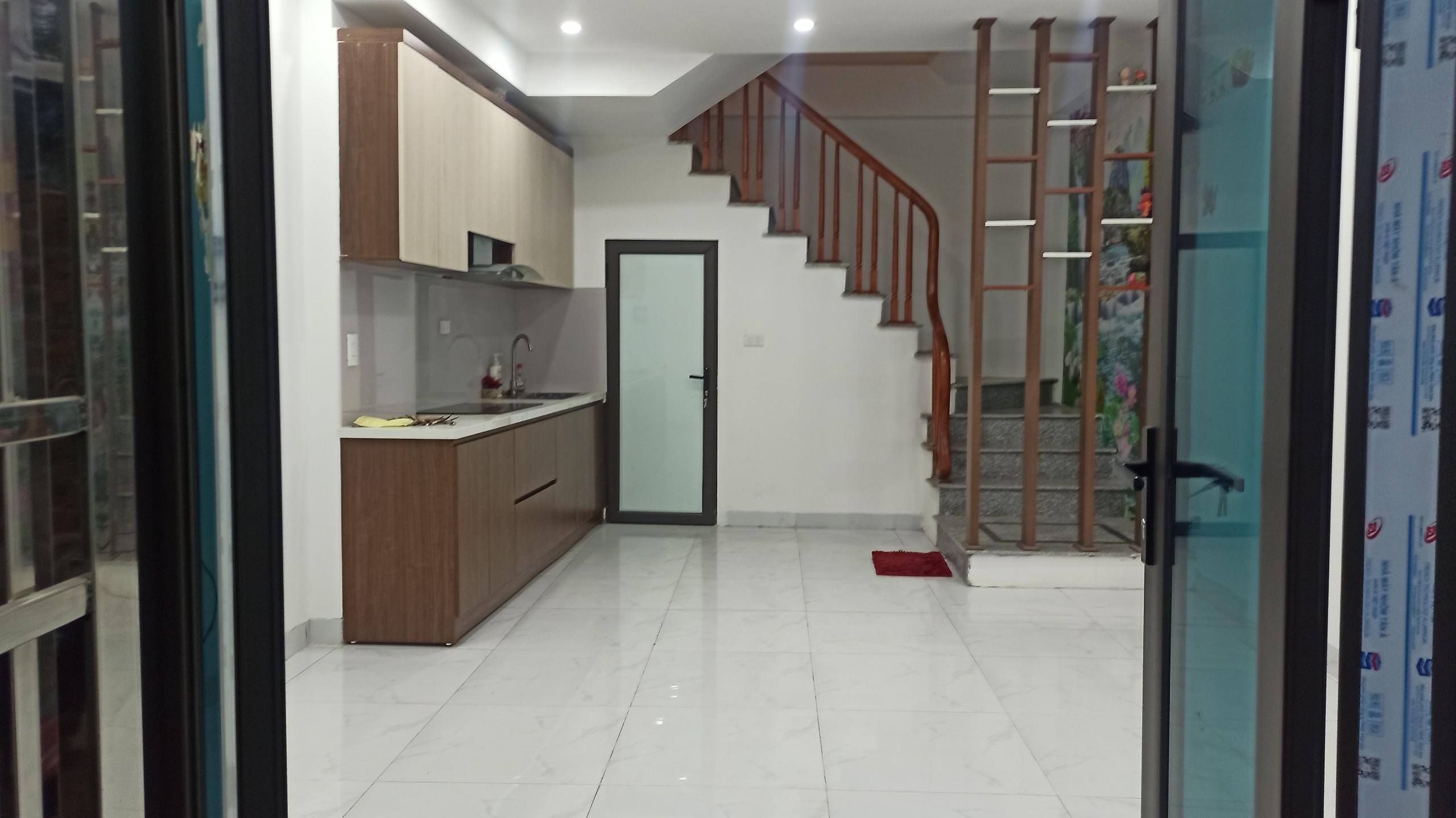 Nhà Vân Canh,Phương Canh gần Trịnh Văn Bô Xây 5 Tầng 3 phòng ngủ giá chỉ 1,97tỷ