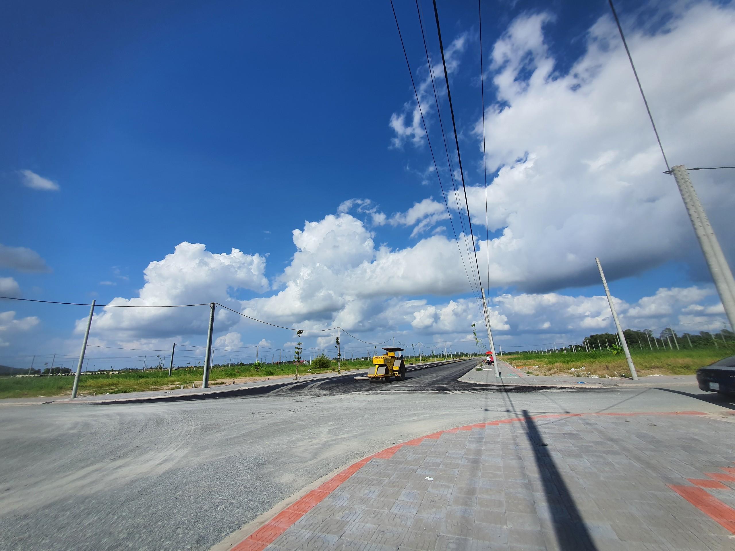 Bán đất nền tại Khu đô thị Fenix City - Vạn Phát Sông Hậu
