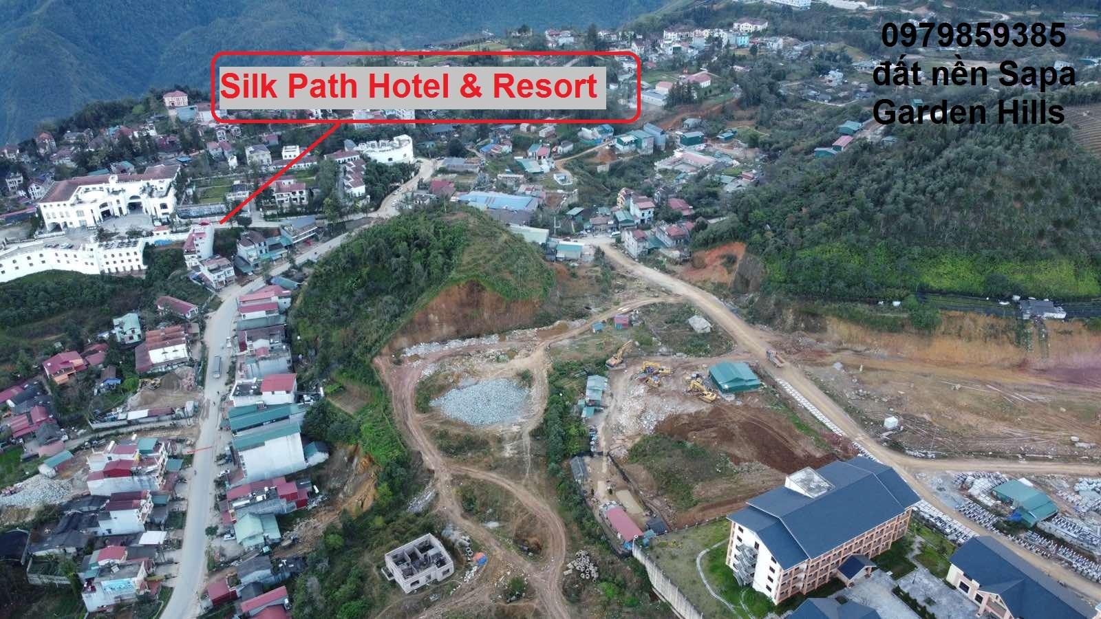 Đất nền giá rẻ chọn ngay SAPA GARDEN HILLS 90 lô duy nhất chỉ 30tr/m