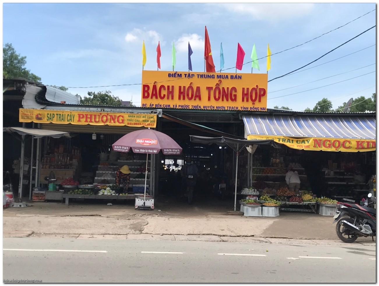 Bán gấp MT kinh doanh Phước Thiền, Toàn Bộ thổ cư 142m2, giá CHỈ 2,75 Tỷ LH 0937268167