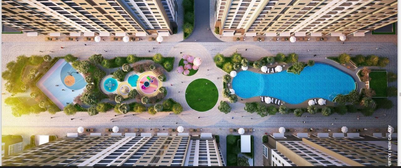 Thanh toán 15% sở hữu căn hộ cao cấp Làng Đại Học Thủ Đức - NEW GALAXY – LH 0906673967 I 0962068062