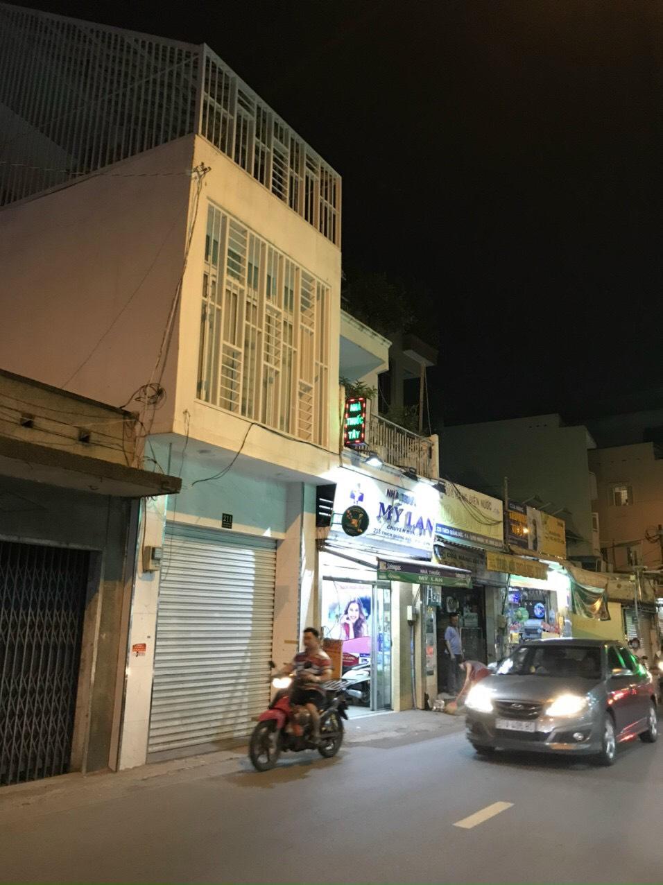 Sở hữu ngay tài sản giá rẻ nhà mặt tiền Phan Văn Trị P11 Q Bình Thạnh, DT 4x23m, 5 tầng