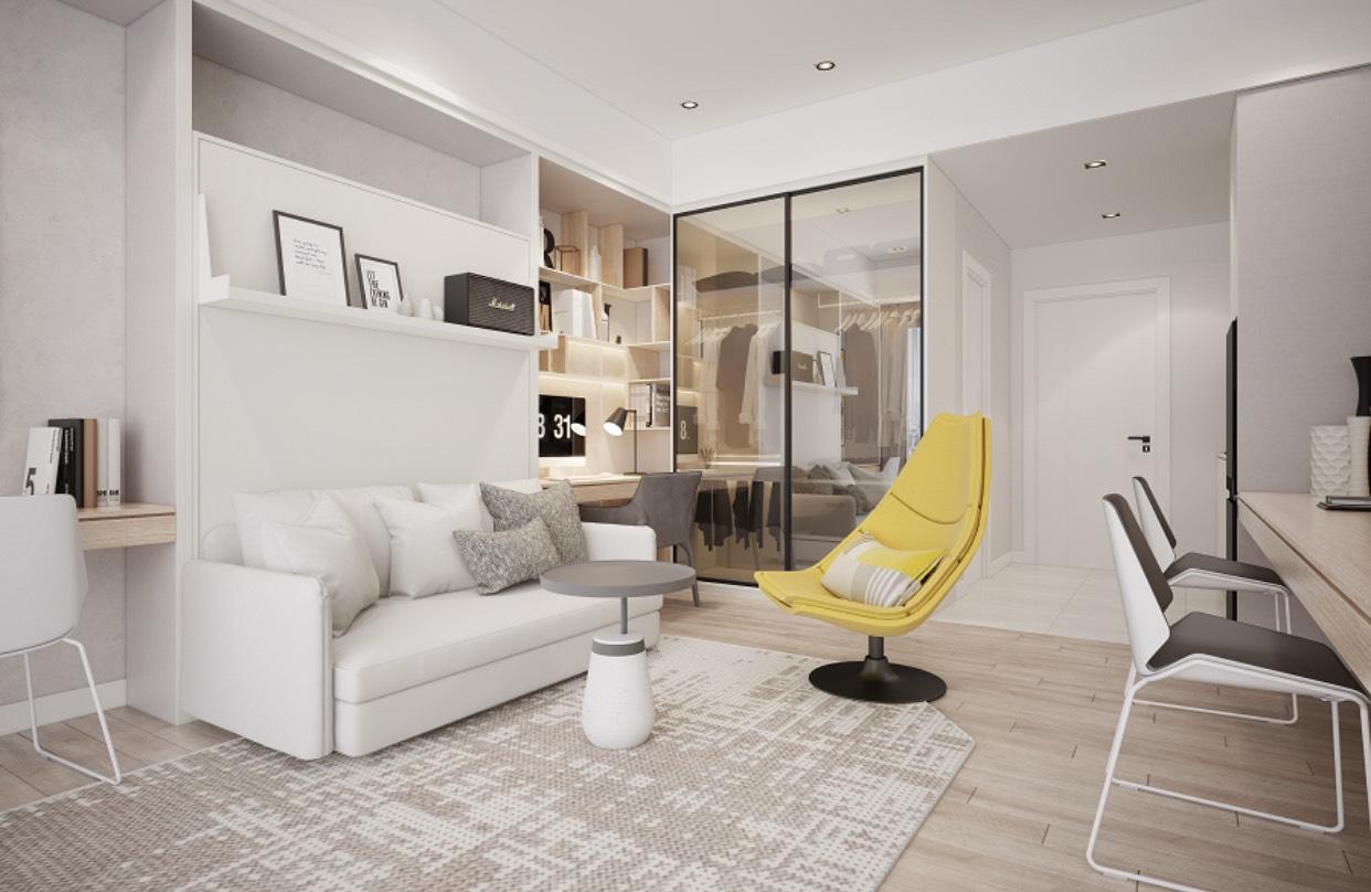 Căn hộ Resort 5*Anderson Park,Thanh toán 15% ký HĐMB-Nhận Ngay 6 chỉ Vàng may mắn-CK lên đến 18%