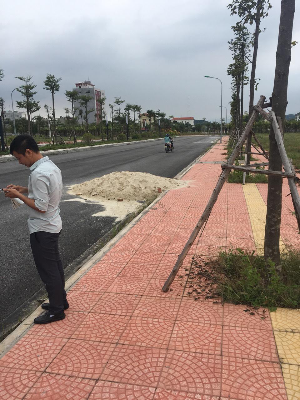 Đất phường Cộng Hoà Chí Linh Hải Dương