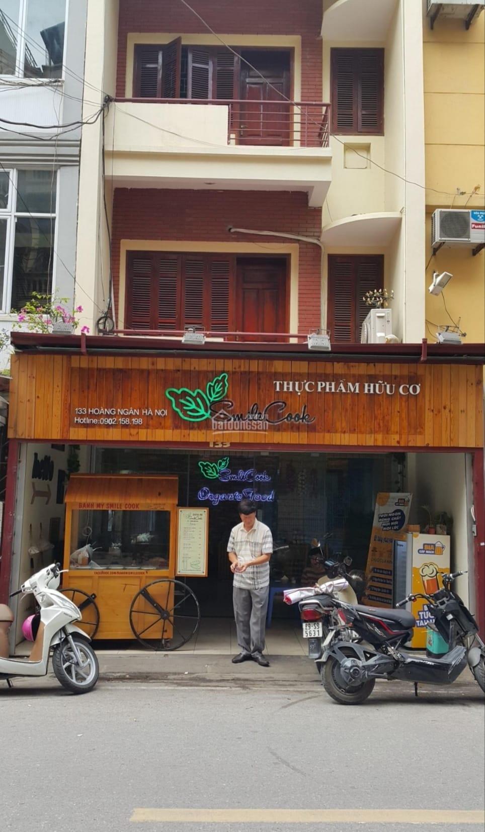 Cho thuê nhà MT 7m, mặt phố Đào Tấn - Điểm đẹp, DT 300m2, 6 tầng, KD nhà hàng, CF