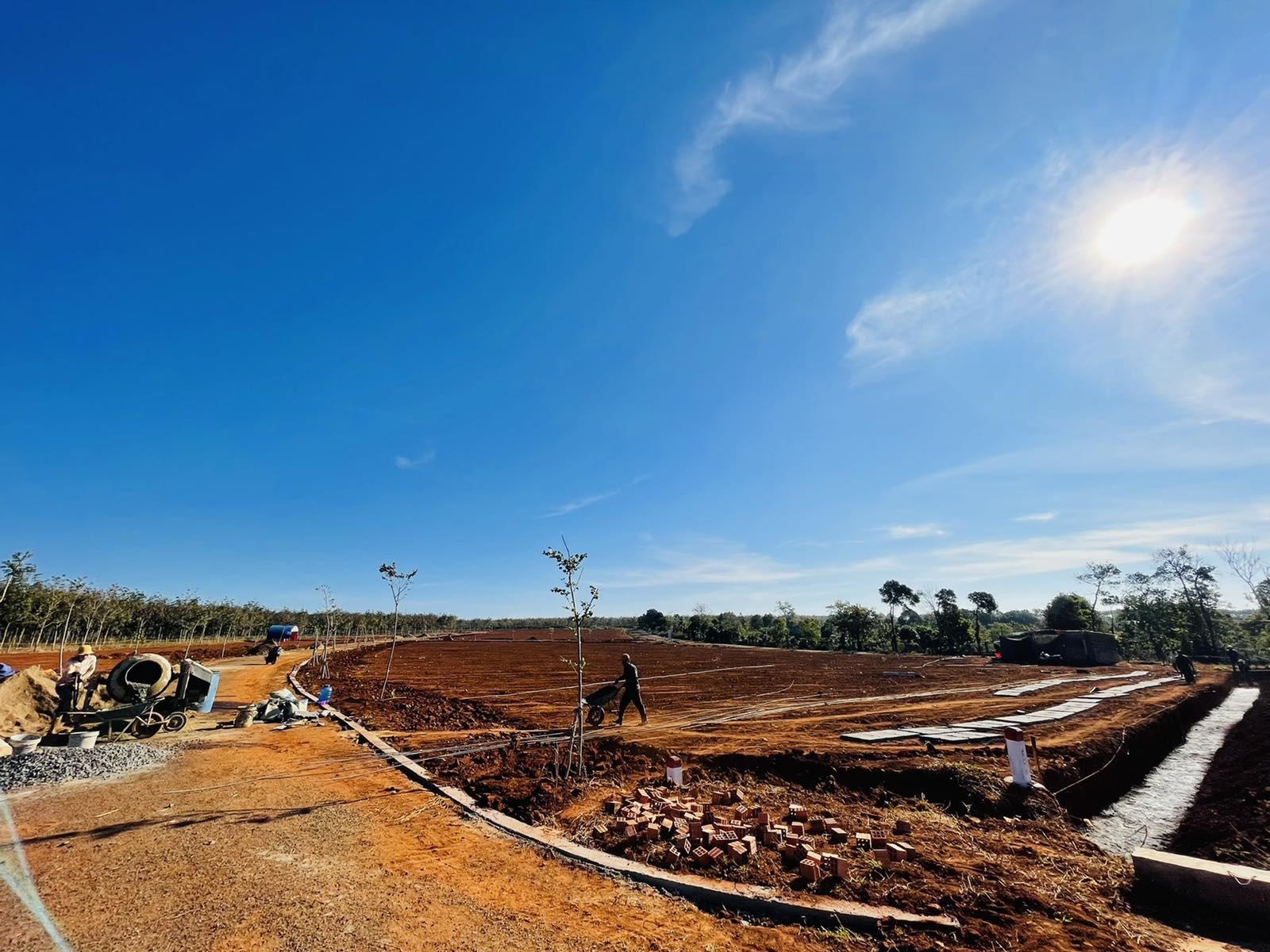 Đất biệt thự đã sổ hồng riêng 300m2 chỉ 4xx triệu ở Chư Sê, Gia Lai