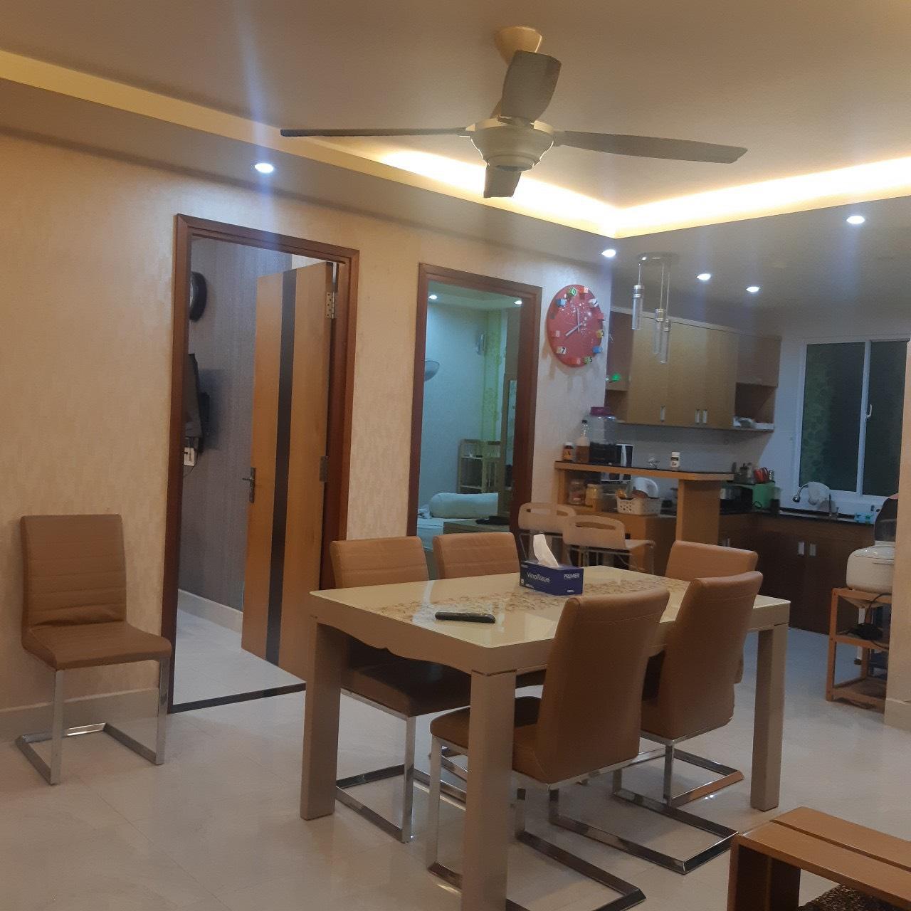 Bán căn hộ căn góc chung cư CT6B Vĩnh Điềm Trung 7917m2 3 phòng ngủ giá tốt