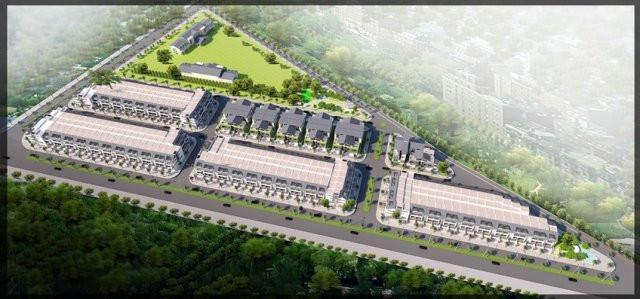 Khu dân cư Bàn Thành