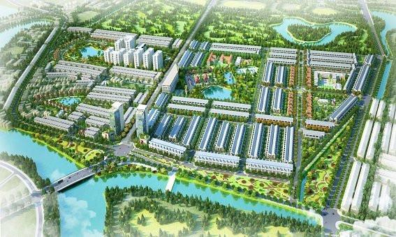 Khu dân cư Tân Phú Hưng