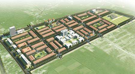 Khu đô thị mới Hoàng Phát