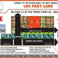 Chính Chủ Bán Nhanh đất Tt Cam Lộ 289m2/380tr đường Oto