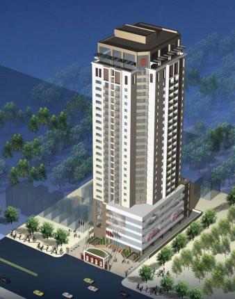 Tổ hợp chung cư Thủy Lợi Tower