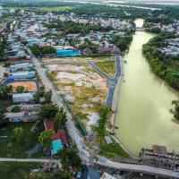 Bán Lô đất đẹp Wiew Sông Trí Trung Tâm Thị Xã Kỳ Anh - đất Kinh Doanh Cực Thuận Lợi