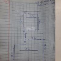 Chính Chủ Bán Nhanh 2100m2 Ngã Cạy, đông Phước A, Châu Thành, Hậu Giang Giá 1ty8