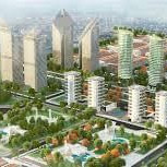 đất Nền Huế Lô Góc 2 Mặt Tiền - Green City - Phú Mỹ Thượng