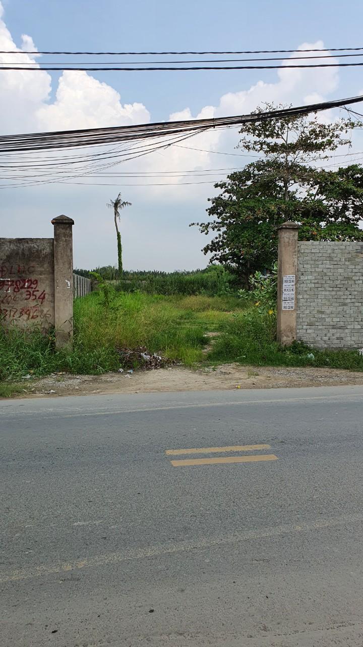 Bán 1,300m2 đất mặt tiền đường Lã Xuân Oai, PLong Trường, Quận 9
