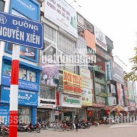 Chính Chủ Bán Nhanh Nhà Mặt Phố Nguyễn Xiển - Nguyễn Trãi 50m2 Mặt Tiền 4m, 8 Tỷ