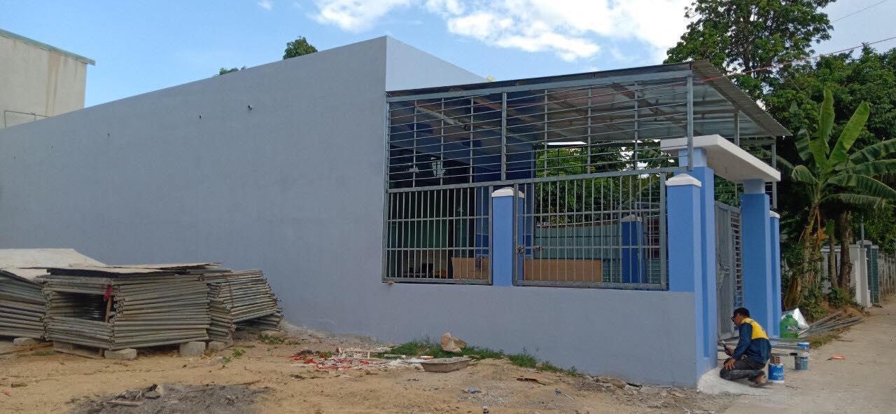 Định cư nơi khác, bán nhanh nhà mới xây Nguyễn Phú Hường, Hòa Thọ Tây