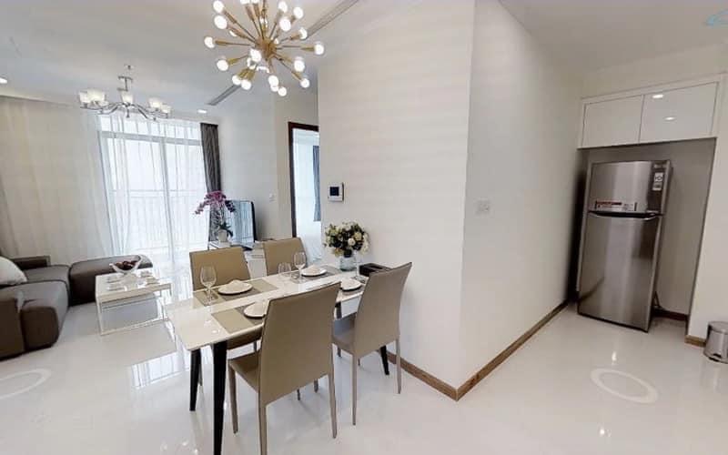 Gía quá tốt cho căn 2PN- FULL- Vinhomes Central Park - CHỈ 17R/THÁNG - Lh Nam : 0966660445
