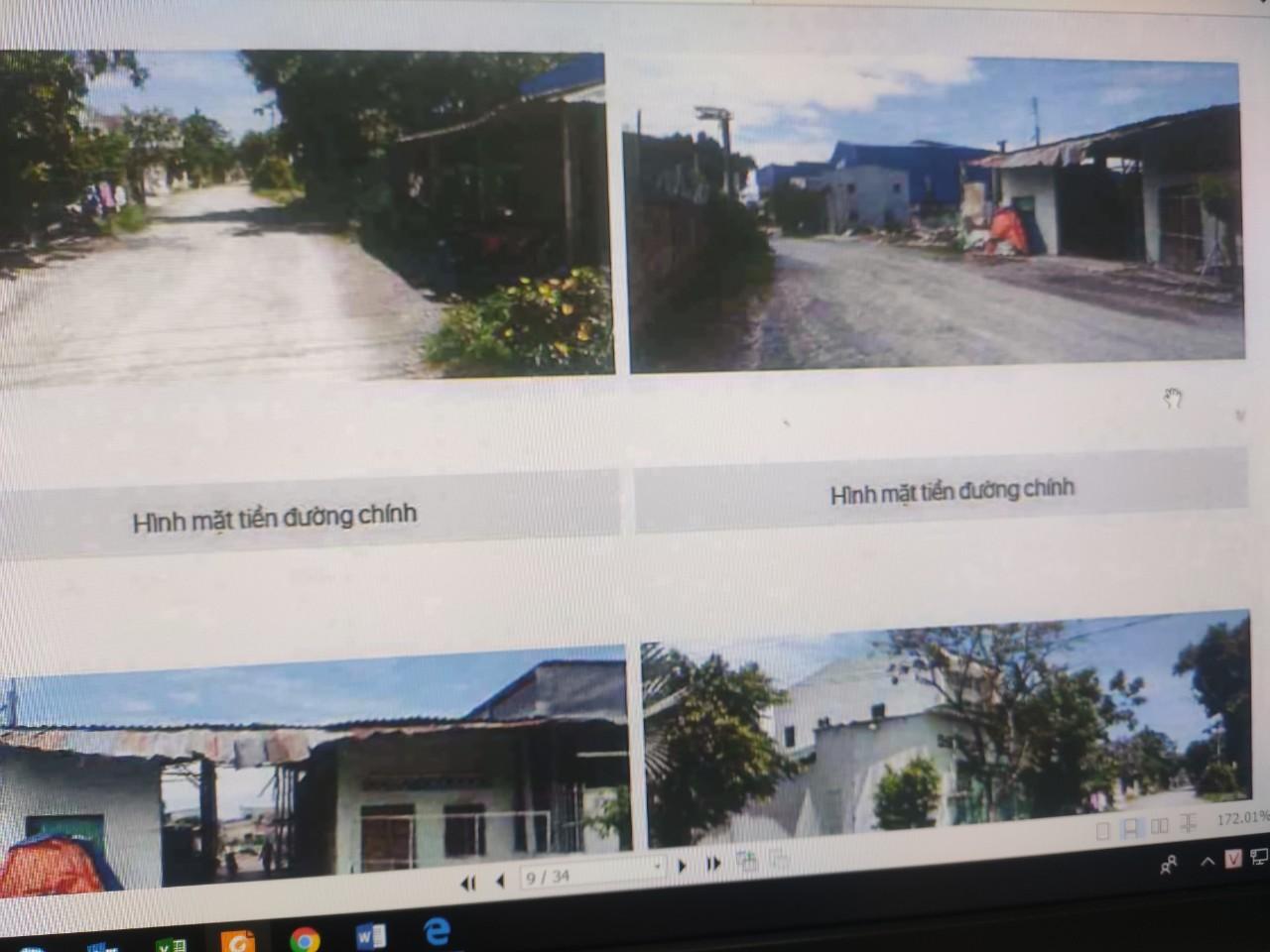 Bán 1,7705m2 đất tại đường Nguyễn Văn Cương, PTân Khánh, Tân An, Long An