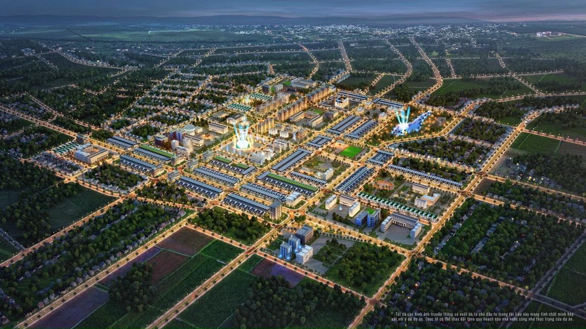 Dự án khu đô thị TNR Stars Dak Doa – Thành Phố vệ tinh của Pleiku