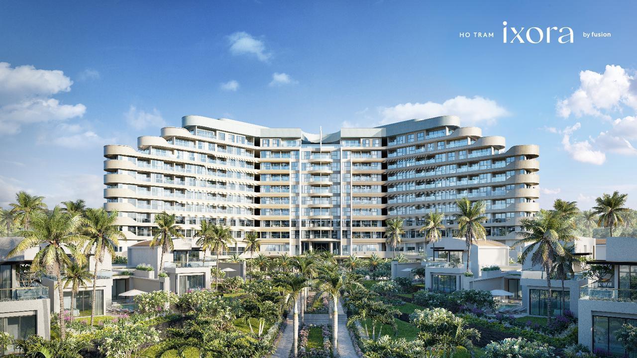 Bán căn hộ biển Ixora Hồ Tràm cạnh Casino có cam kết lợi nhuận PKD 0912357447