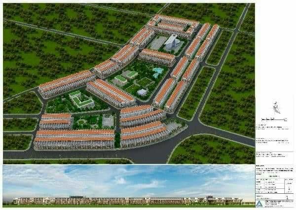 Bán đất nền siêu hot Khu CN Yên Phong Bắc Ninh, giá đầu tư giai đoạn 1