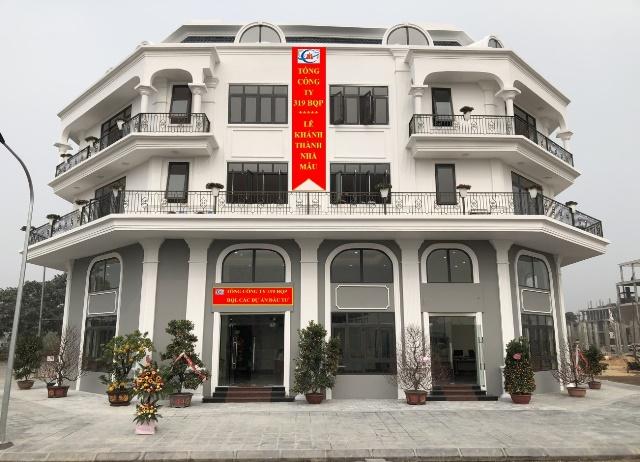 Mở bán đợt 1 Dự án Calyx Residence 319 Uy Nỗ Đông Anh - Chủ Đầu Tư Tổng Công Ty 319 Bộ Quốc Phòng