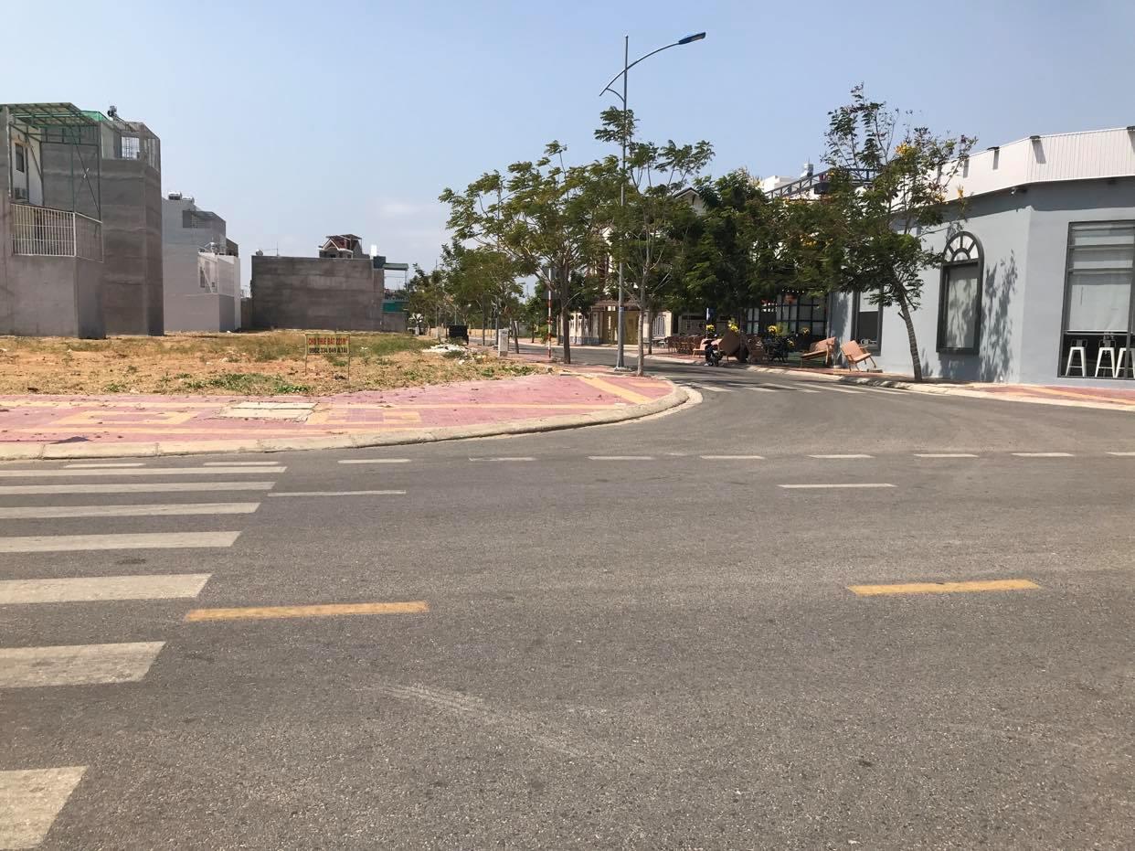 Cho thuê đất 2 lô góc 2 mặt tiền đường Hoàng Diệu và Nguyễn Nhất Tâm khu K1 Phan Rang - Ninh Thuận