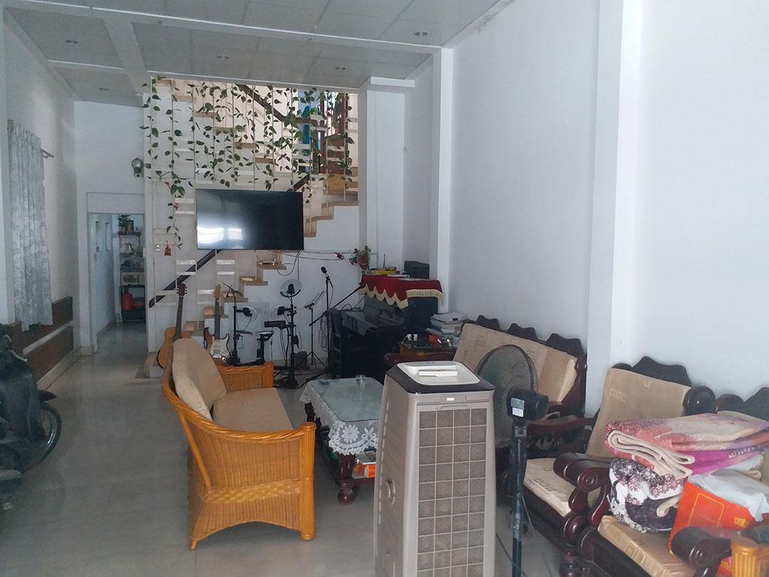 Bán Nhà Nguyễn Thái Học, TP Nha Trang, Gần chợ, gần biển
