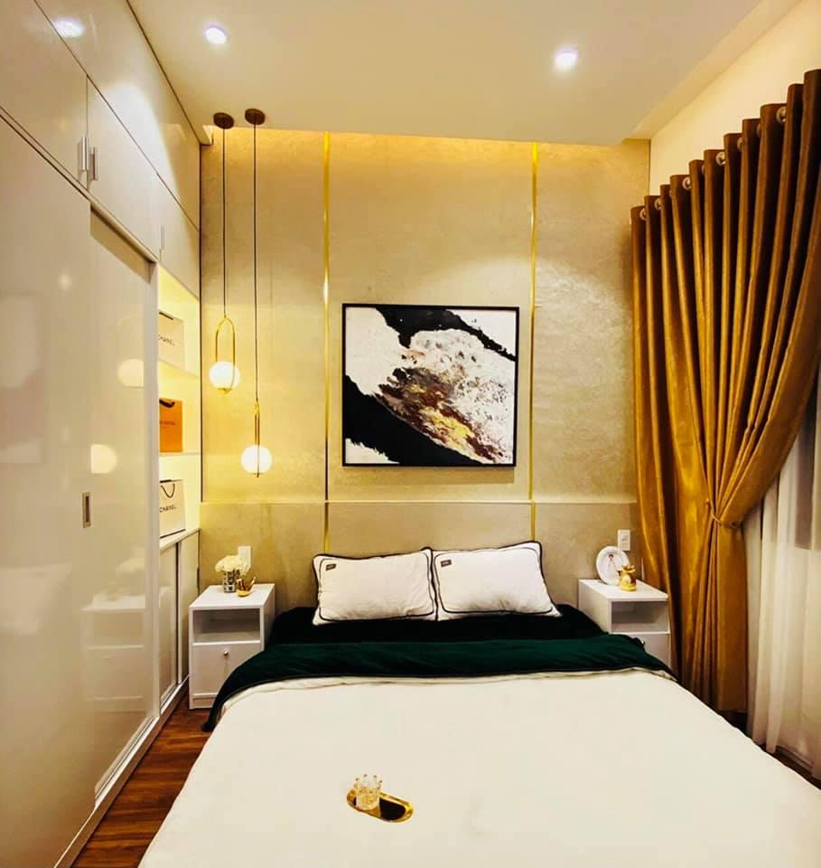 Bán gấp nhà thiết kế 3 tầng full nội thất kiệt Mai Lão Bạng, Hải Châu