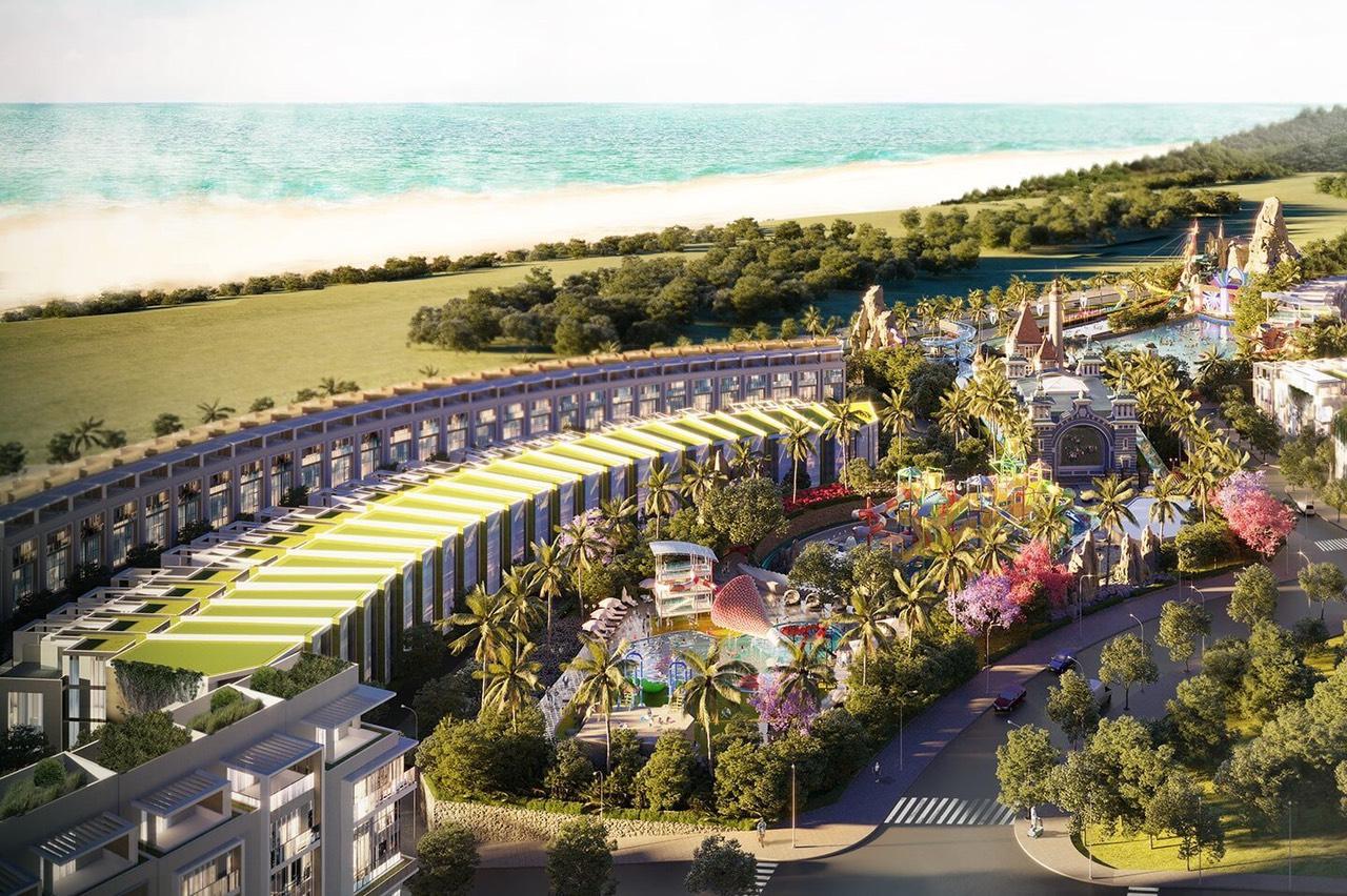Summerland Mũi Né - Thiên đường giải trí Mũi Né - SHLD - TT 30% nhận ngay nhà - Lh ngay: 0937666152