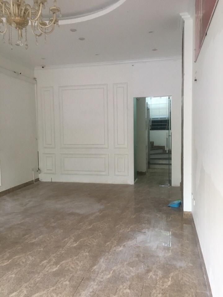 Cho thuê nhà 65m*6 tầng hot mặt phố Trung Kính giá hợp lý Lh 0989790498