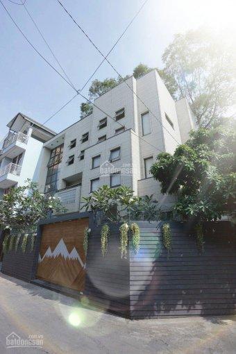 Cần bán nhà HXH 10m Ung Văn Khiêm, F25, Bình Thạnh DT: 8x20m, 1 hầm 5 tầng, 17 phòng,thu nhập 80tr