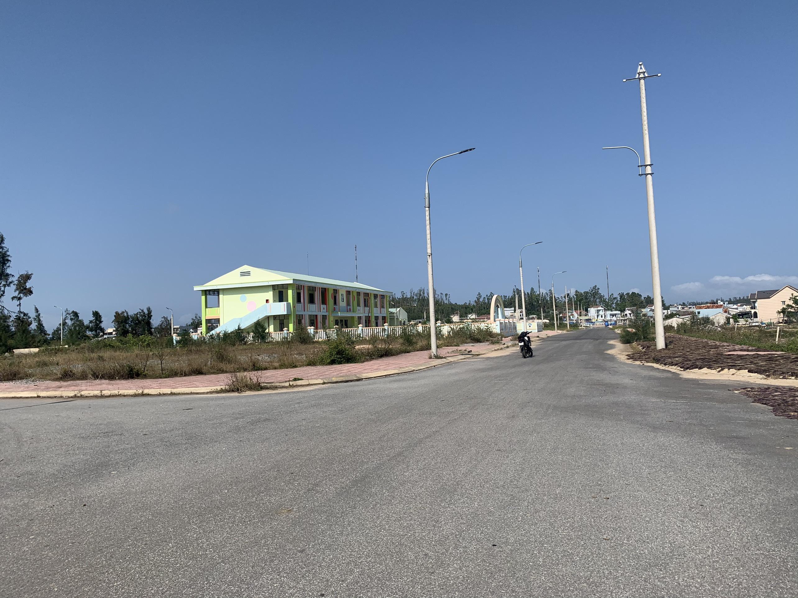 Bán lô đất mặt tiền đường 15m5 view biển xã Tịnh Kỳ TP Quảng Ngãi