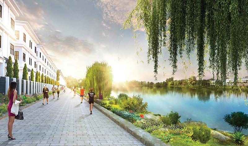 Cơ hội đầu tư Sinh Lời 40-60% Tại NEW CITY PHỐ NỐI Hưng Yên