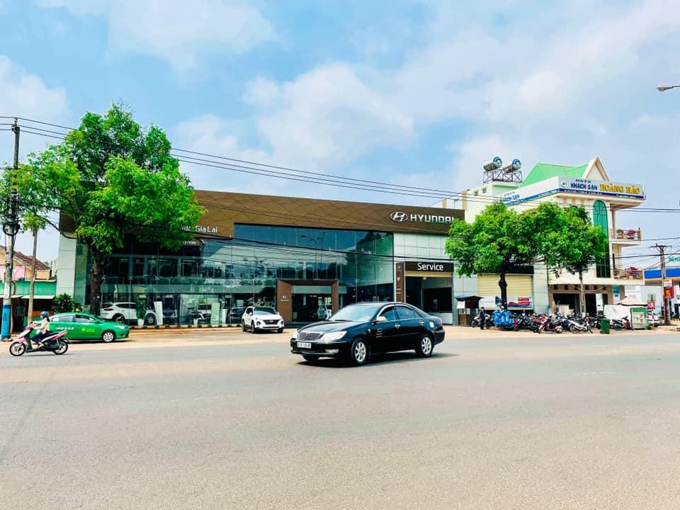 Bán đất đường Lạc Long Quân phường Thắng Lợi