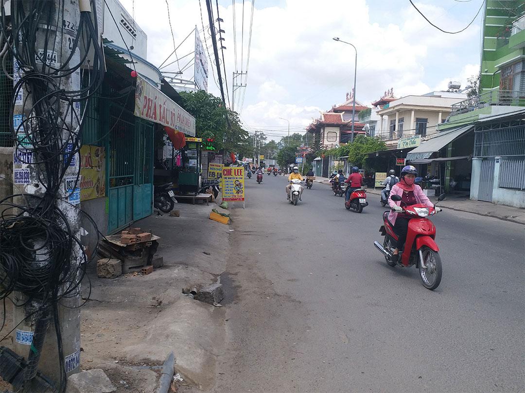 Bán lô đất Nguyễn Khuyến, TP Nha Trang, Giá rẻ, Vị trí đẹp