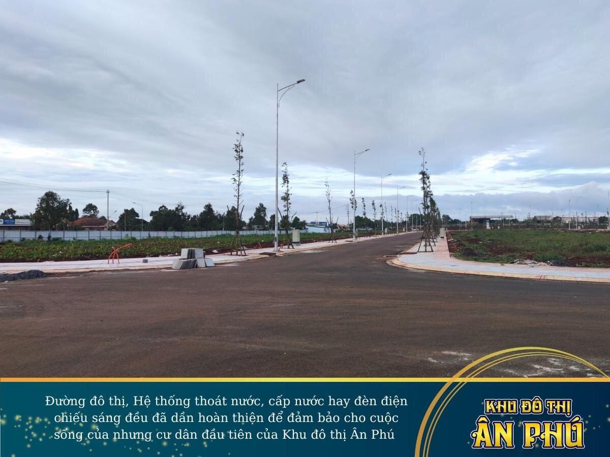 Hottt!!! 5 suất ngoại giao đô thị Ân Phú cực hấp dẫn tại Buôn Ma Thuột