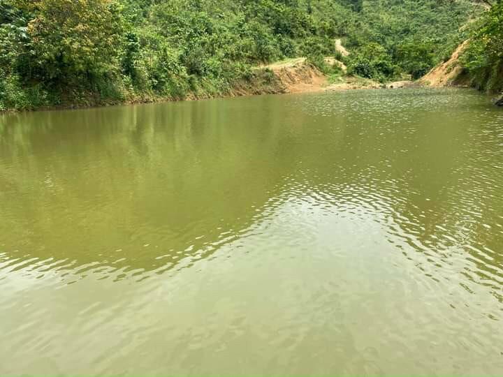 Bán 40ha đất rừng sản xuất kim bôi có hồ làm du lịch