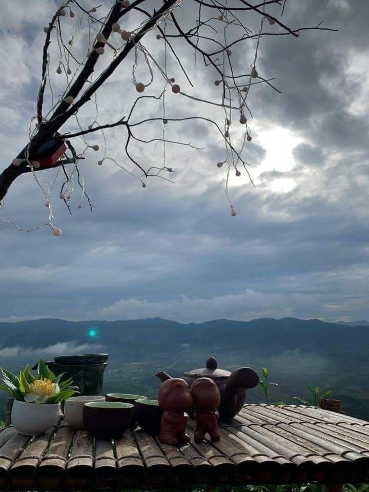 làng thiền sinh thái ,nghỉ dưỡng ngồi nhà thứ 2 tại TP bảo lộc giá chỉ 1,5tr/m