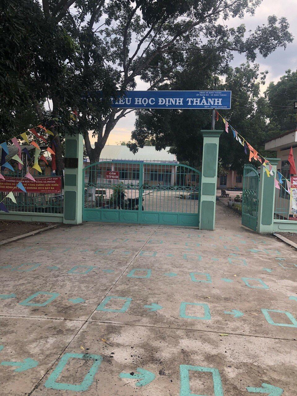 """""""HOT"""" Cần bán gấp lô đất sát DT744 1000m2 gần Trường học Định Thành Dầu Tiếng Bình Dương"""