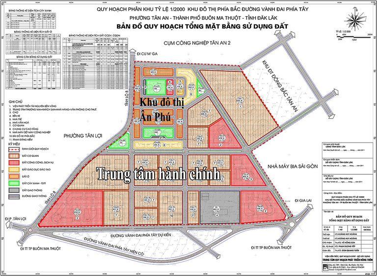 Chính thức mở bán phân khu Sportia KĐT Ân Phú liền kề CCN Tân An Buôn Mê Thuột