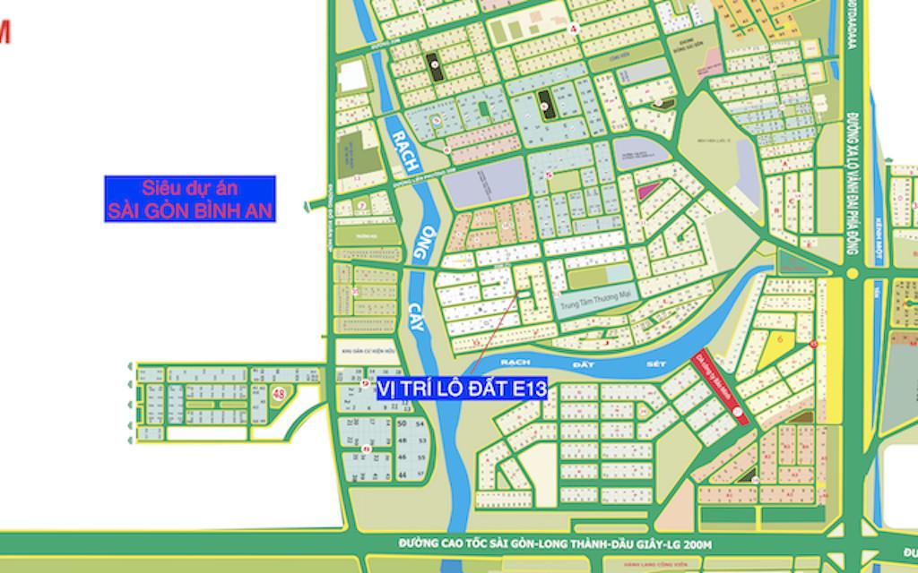 Bán nền biệt thự dán Phú Nhuận Phước Long B quận 9, đối diện TTTM, Trường Mẫu Giáo, 57tr/m2, 320m2 LH: 0904644889