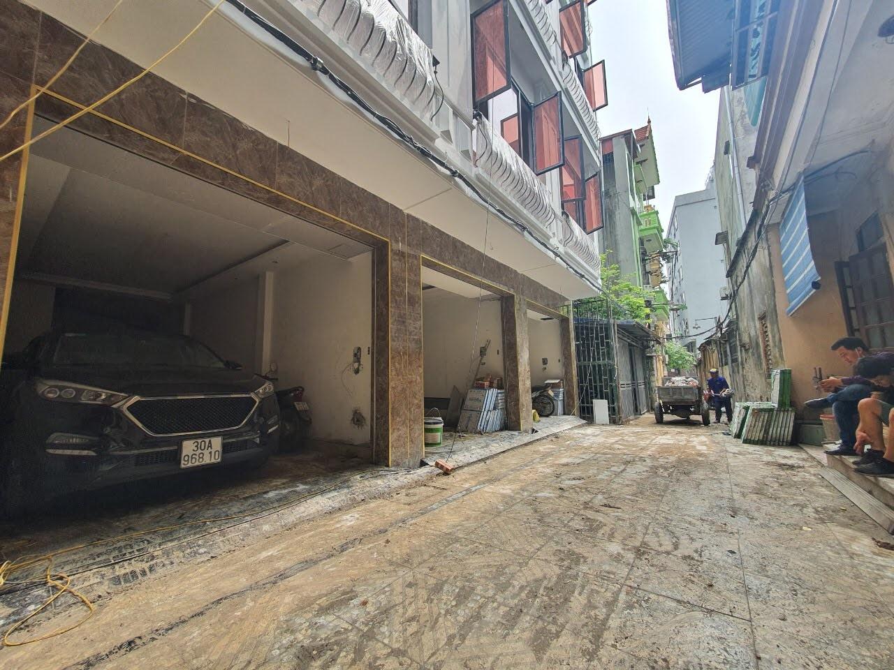 Bán Nhà DiTrạch-Ô tô đỗ trước nhà,38m 4Tầng đường rộng view thoáng nhỉnh 2tỷ