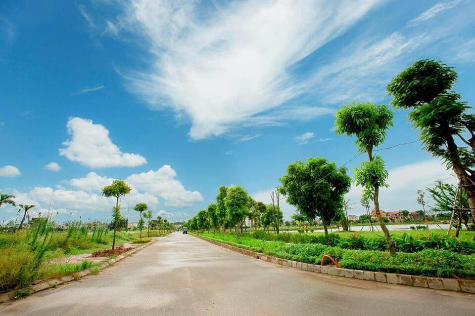 New City Phố Nối tự hào là khu đô thị biệt thự nhà vườn tại Hưng Yên