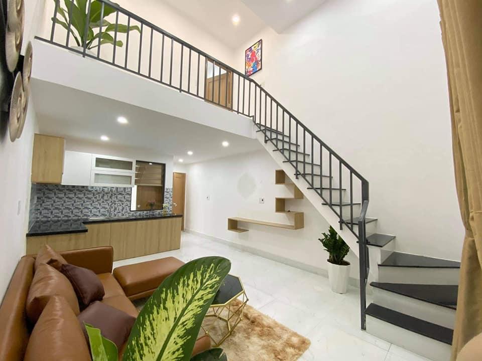 Bán nhanh nhà full nội thất kiệt Phạm Nhữ Tăng, Đà Nẵng